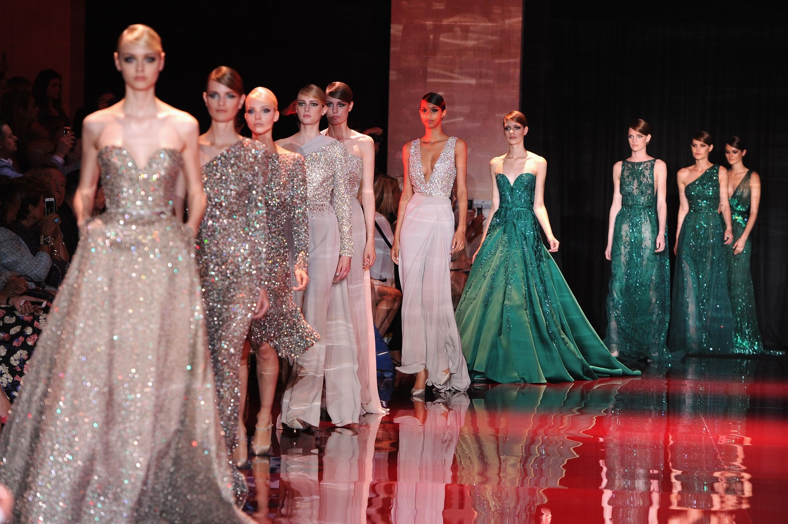 Платья фото неделя моды в